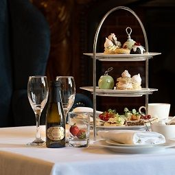 Enhance your stay with Afternoon Tea