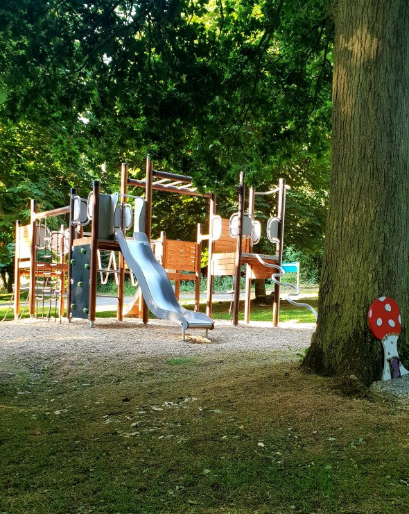 Playground at Killashee